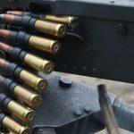 marines .50 caliber ammunition belt m2a1 rifle