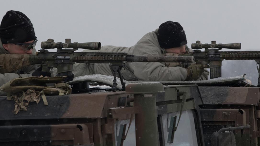 army csass sdmr rifle