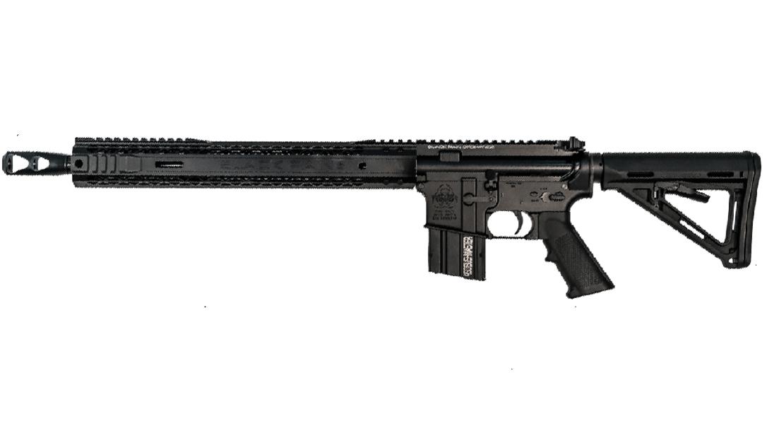 black rain ordnance bro spec15 450 bushmaster rifle left profile