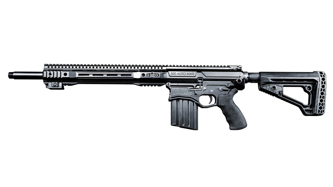 Big Horn Armory AR500 rifle left profile