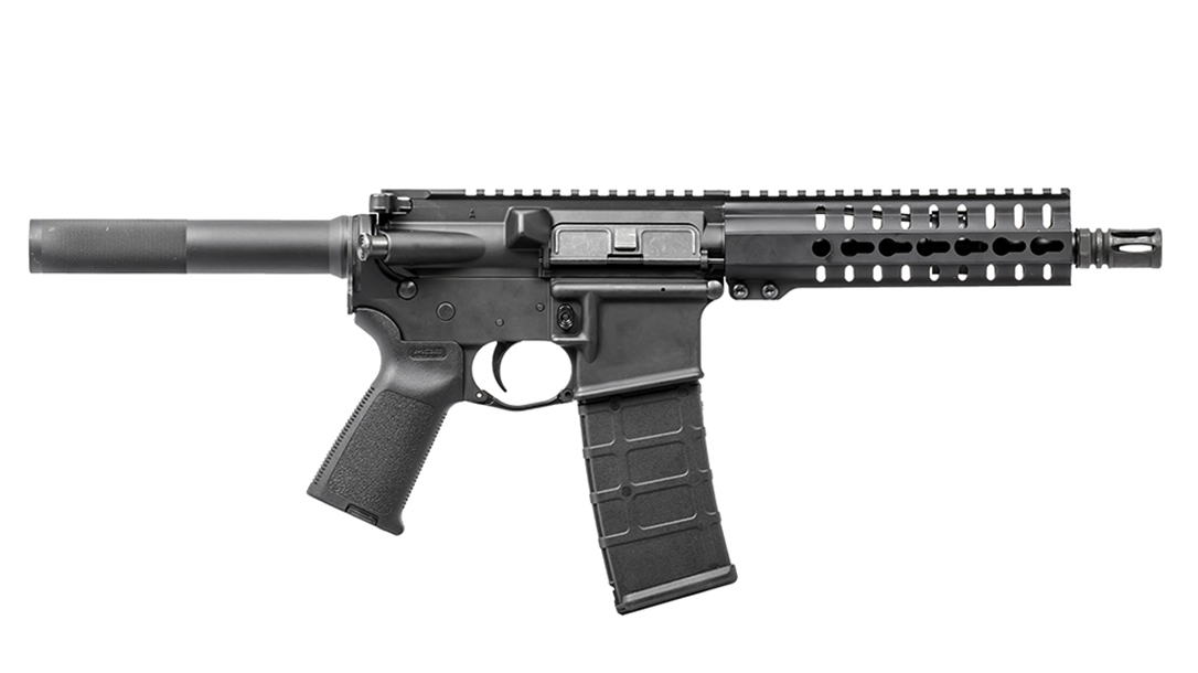 CMMG Mk4 PDW sub compact weapon