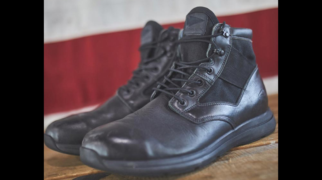 GoRuck MACV-1 boots front angle