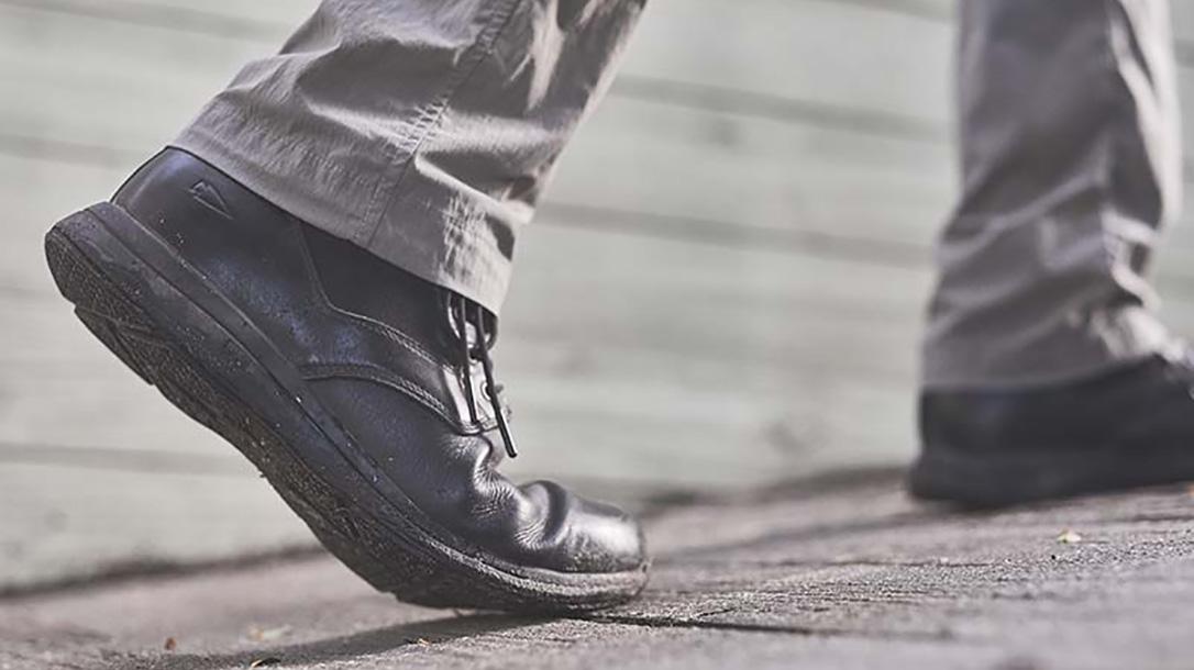 GoRuck MACV-1 boots heel