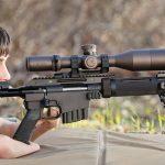 hunter cayll McMillan Alias CS5-T rifle test