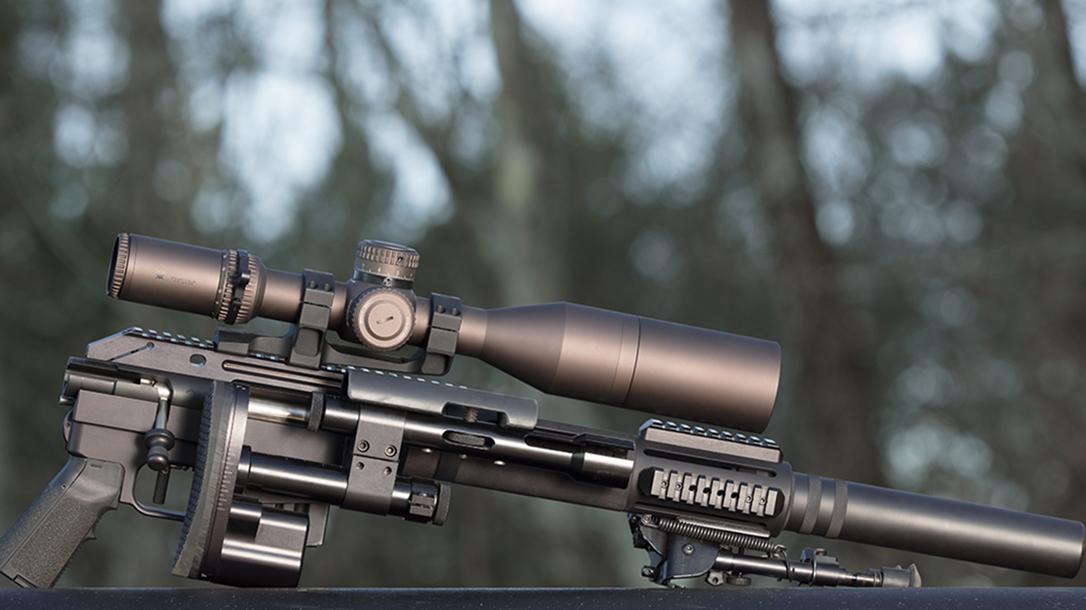 hunter cayll McMillan Alias CS5-T rifle takedown
