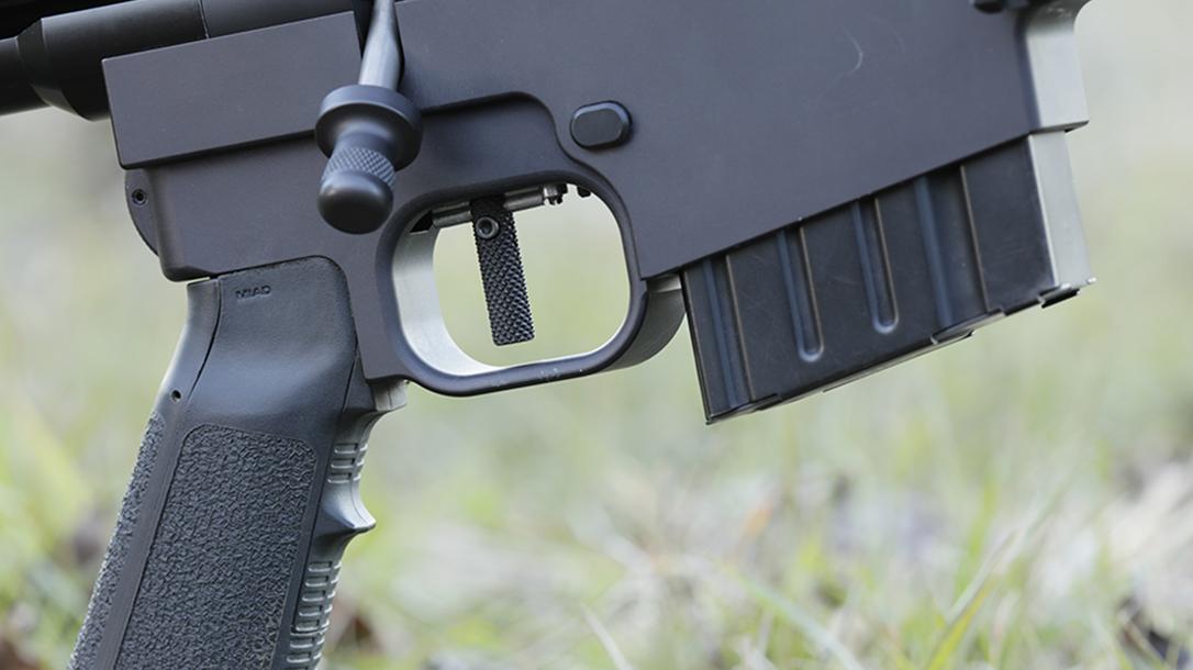 hunter cayll McMillan Alias CS5-T rifle bolt