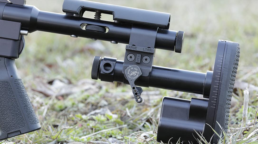 hunter cayll McMillan Alias CS5-T rifle stock