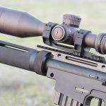 hunter cayll McMillan Alias CS5-T rifle optic