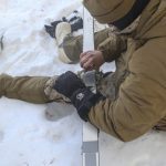 marine corps cold weather boots skiing ground