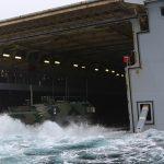 marines amphibious combat vehicle ship