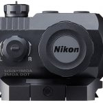 Nikon P-Tactical Superdot sight right profile