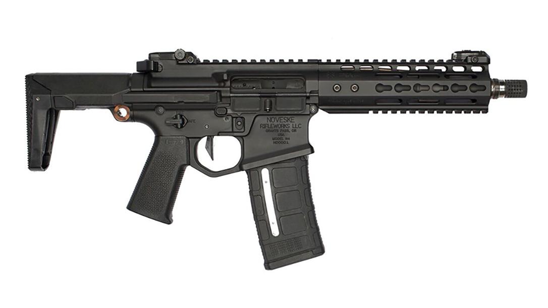 noveske ghetto blaster sub compact weapon