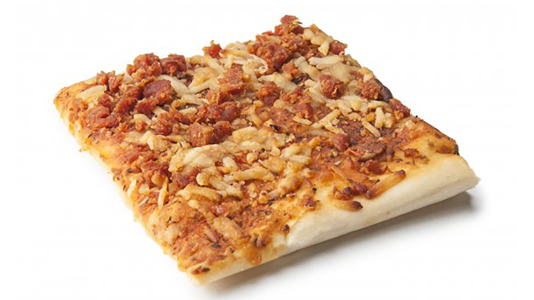 pizza mre closeup