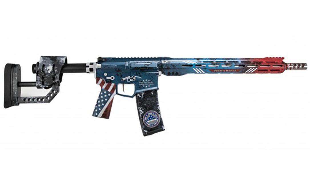 rise armament Patriot Rifle right profile