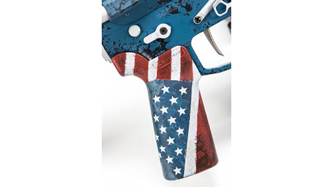 rise armament Patriot Rifle grip