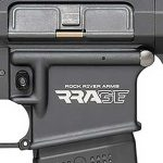 Rock River Arms RRAGE Carbine ejection port markings