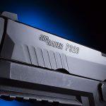 chicago police department sig p320 pistol barrel slide
