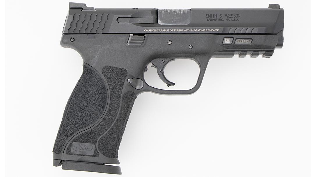 Smith & Wesson M&P9 M2.0 Pistol right profile