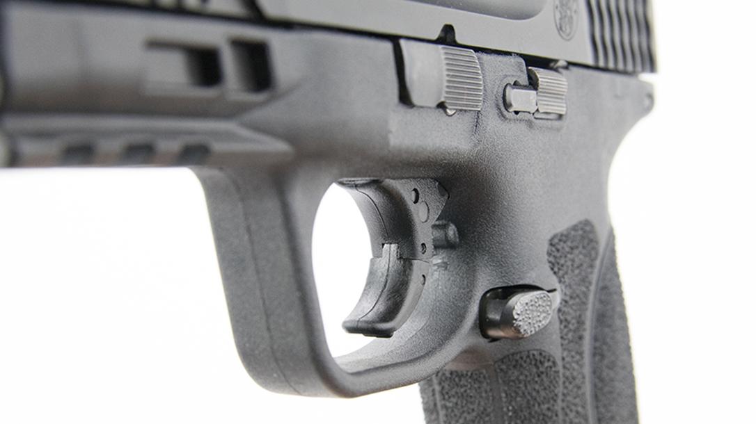 Smith & Wesson M&P9 M2.0 Pistol trigger