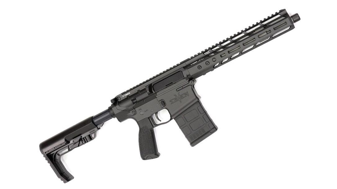 V Seven Harbinger rifle right profile