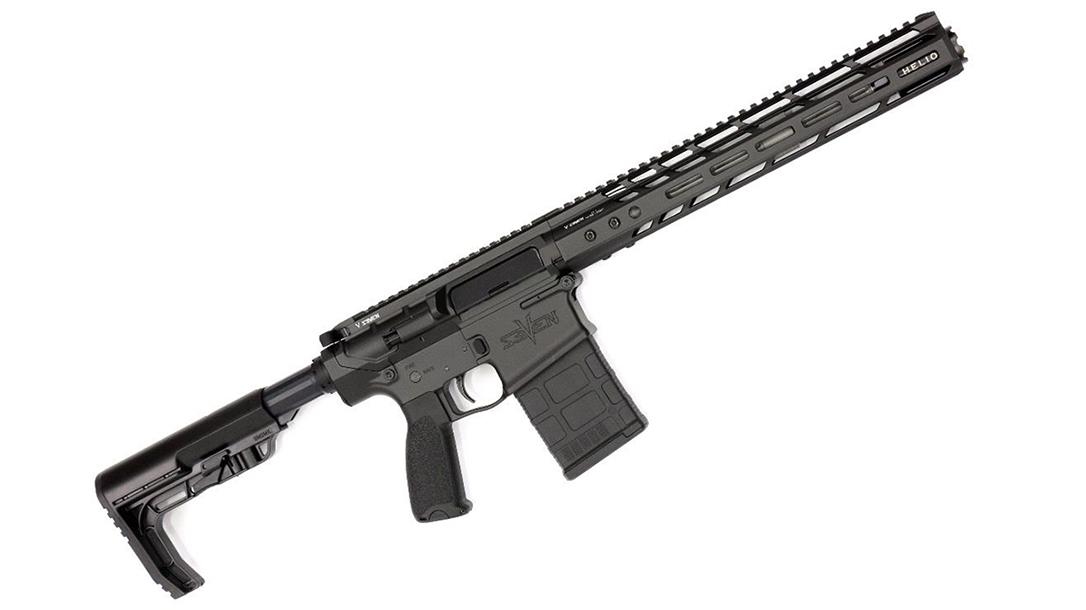V Seven Harbinger rifle second option right profile
