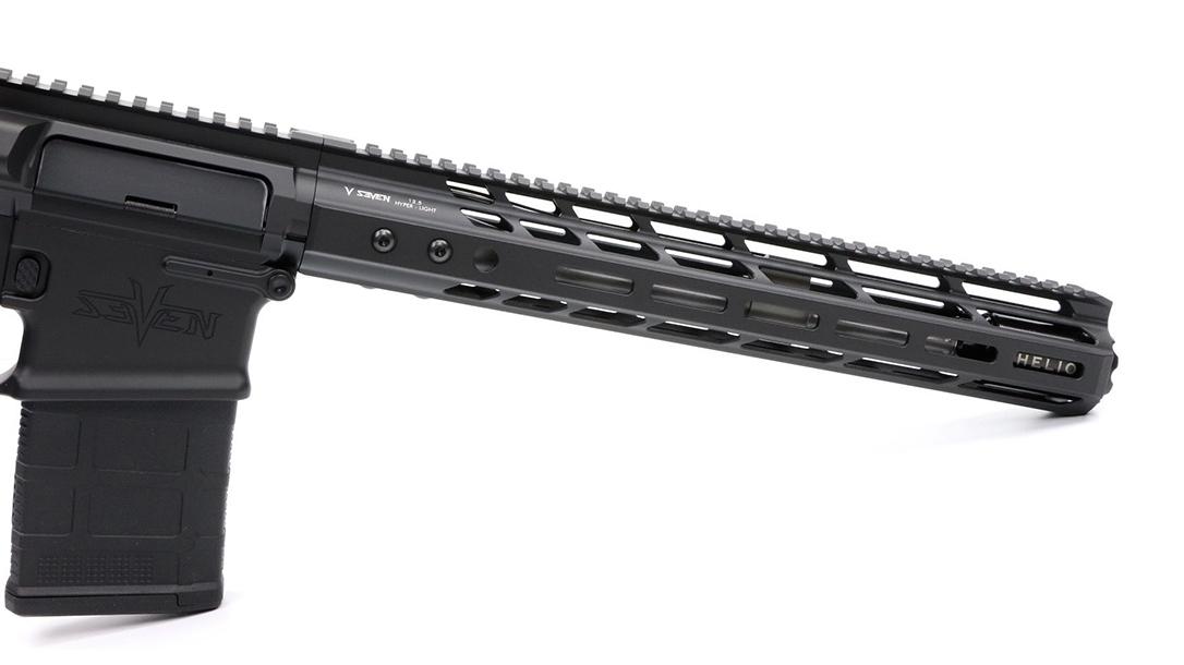 V Seven Harbinger rifle second option handguard