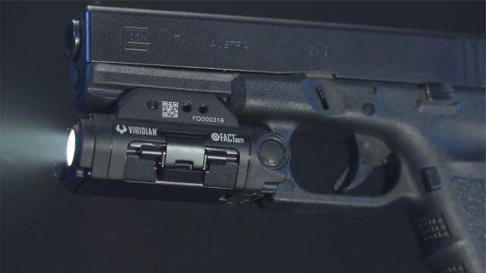 viridian fact duty weapon mounted camera
