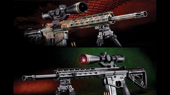 wilson combat Recon Tactical super sniper 224 valkyrie rifles