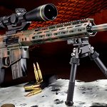wilson combat Recon Tactical 224 valkyrie rifle