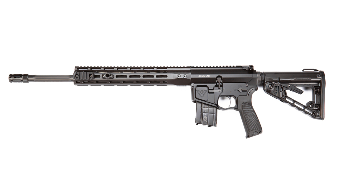 wilson combat Recon Tactical 224 valkyrie rifle left profile