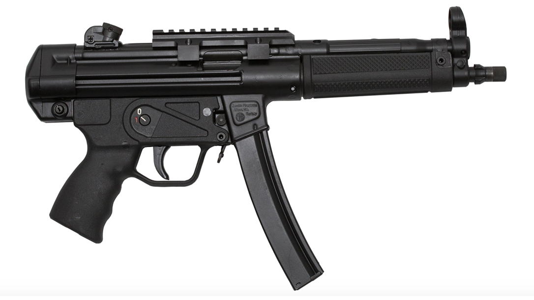 Zenith Z-5RS sub compact weapon