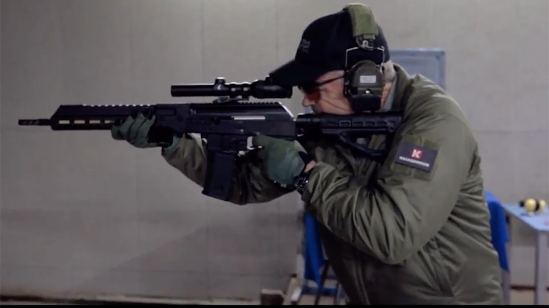 larry vickers kalashnikov sr1 rpk-16 rifle