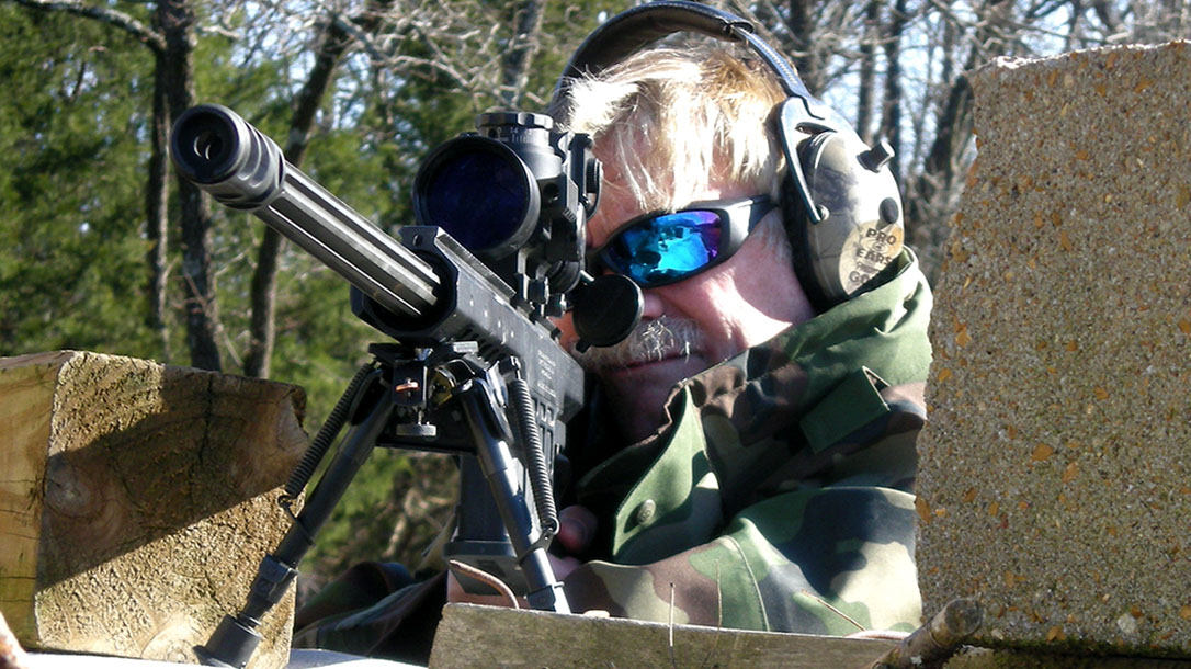 338 lapua magnum barret model 98b rifle