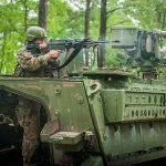 army osut training stryker training