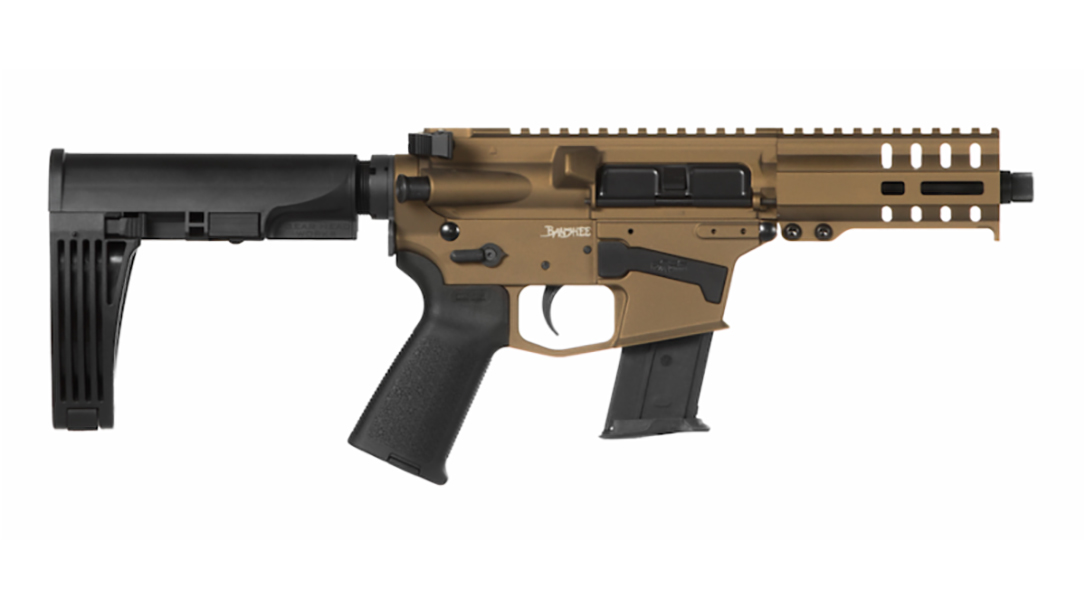 cmmg Mk57 Banshee 5.7x28mm Pistol
