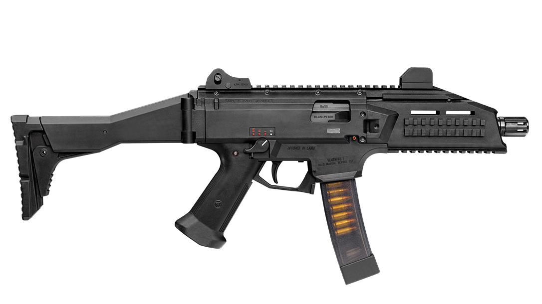 cz scorpion evo 3 a1 sub comapct weapon