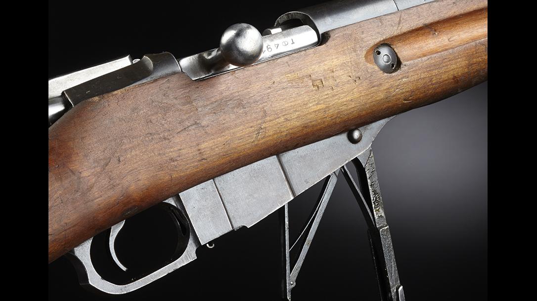 Chinese Type 53 Carbine magazine floorplate