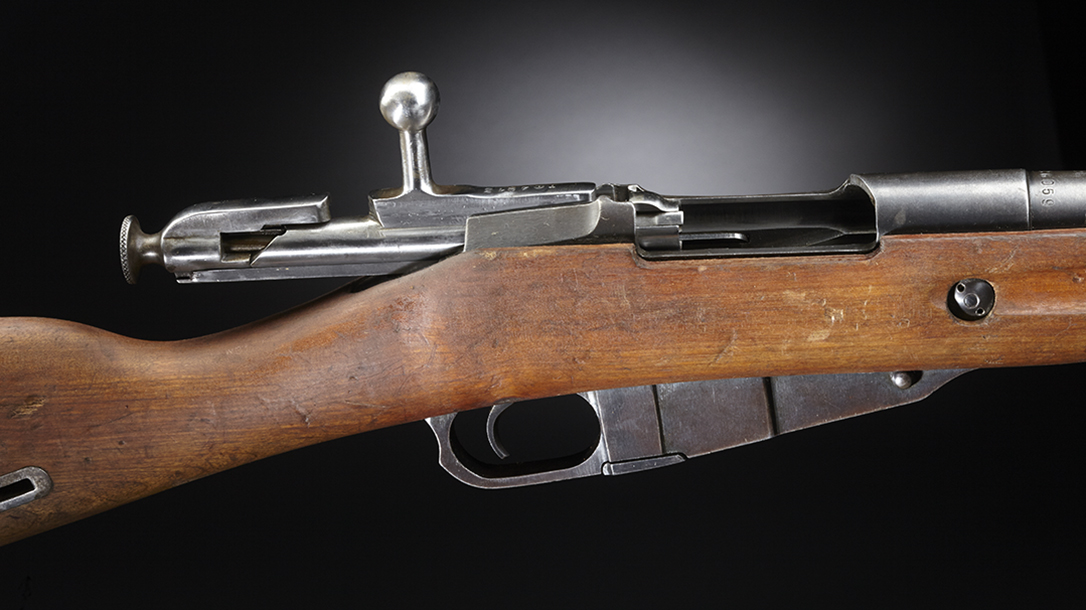 Chinese Type 53 Carbine bolt