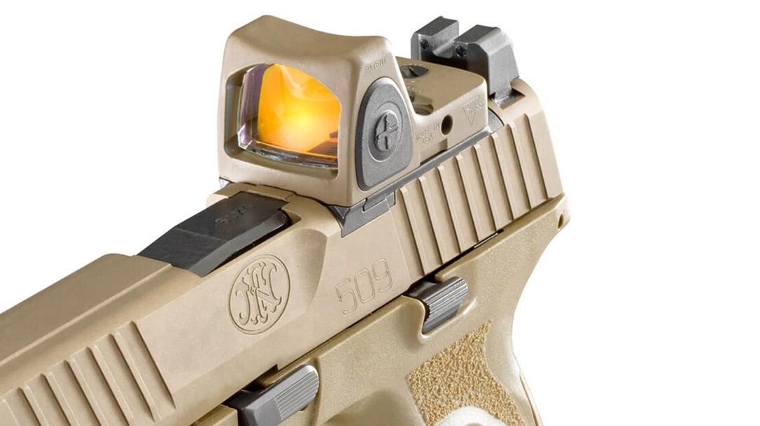 FN 509 Tactical optic
