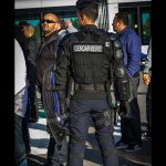French Gendarmerie hk ump subgun