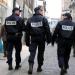 French National Police hk ump subgun