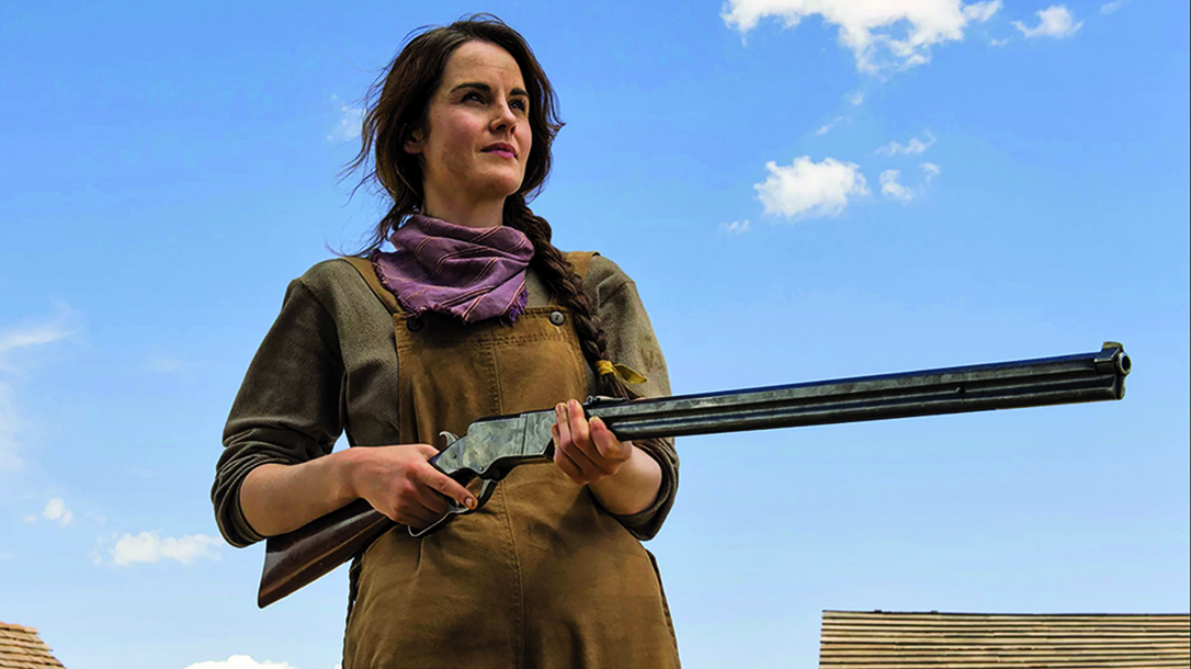 godless tv series michelle dockery