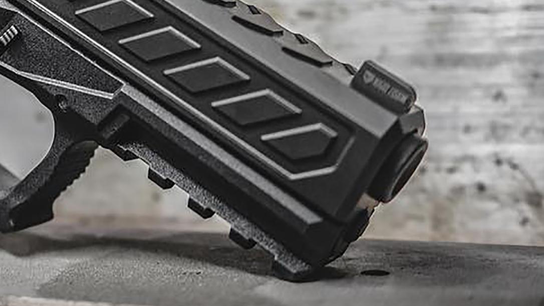 grey ghost combat pistol front sight