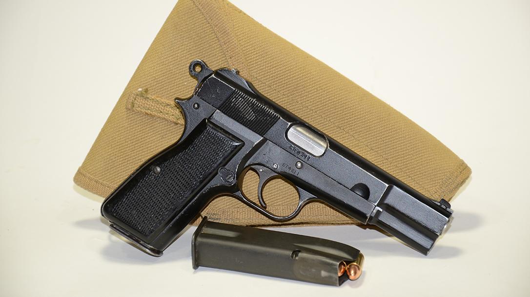 Inglis Hi-Power no 2 mk 1 pistol