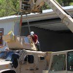 marines jltv humvee equipment