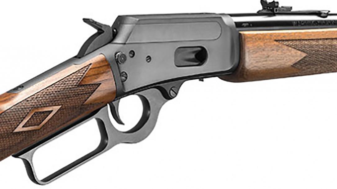 Marlin 1894C rifle closeup