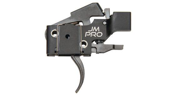 mossberg JM Pro Adjustable Match Trigger left profile