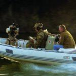 Paradigm SRP talon mount boat