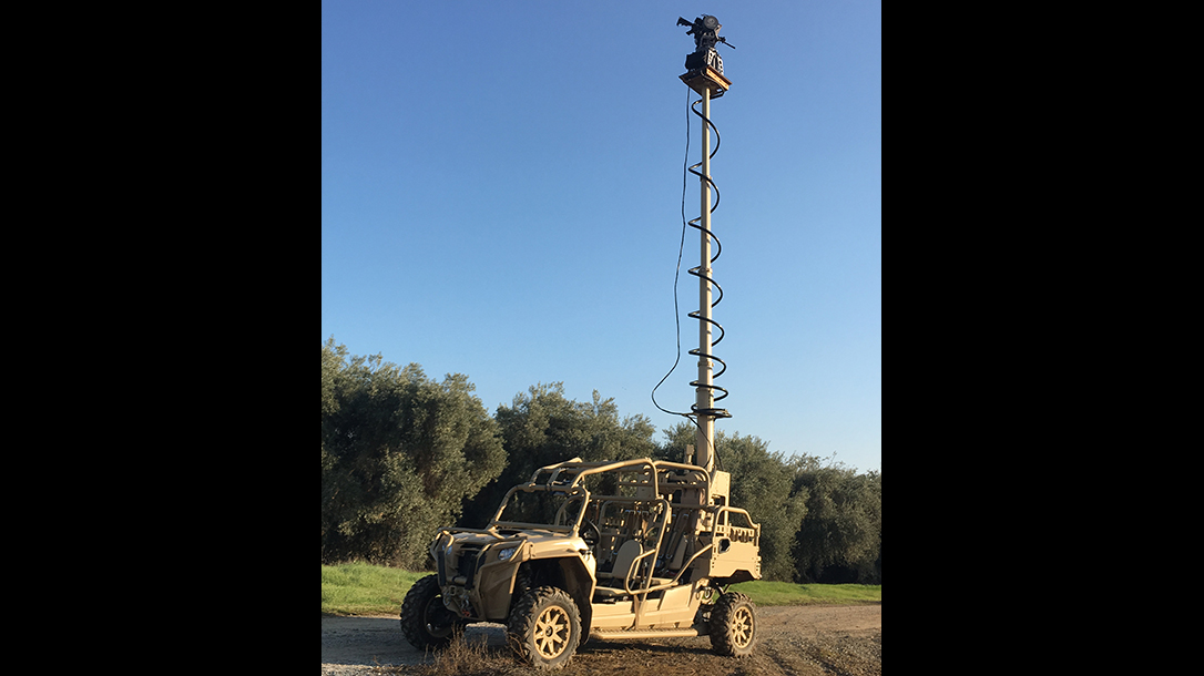 Paradigm SRP talon mount jeep
