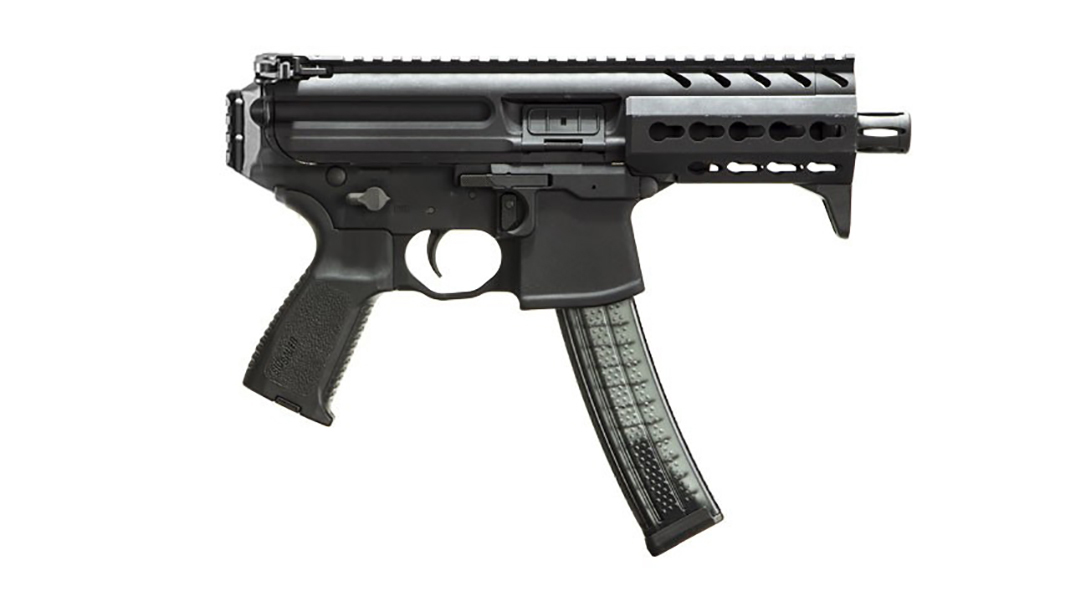 Sig mpx k sub compact weapon